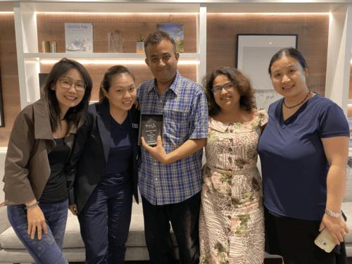 Bupa Rising Star Award - WA-2019-IMG 0383
