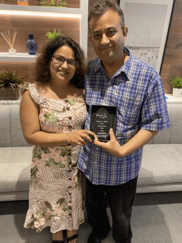 Bupa Rising Star Award - WA-2019- IMG 3046
