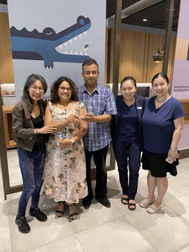 Bupa Rising Star Award - WA-2019-IMG 3186